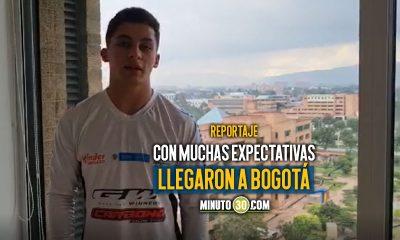 Juan Camilo Ramirez entre los antioquenos que representan la pais en Copa Mundo de BMX