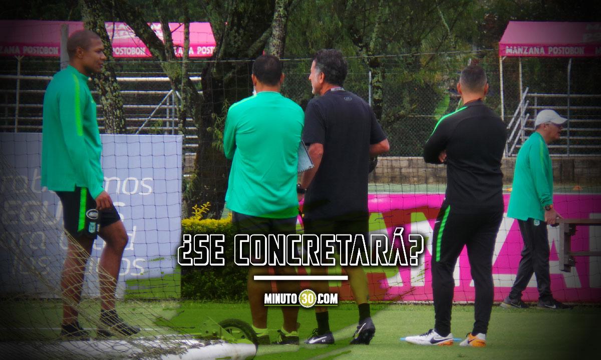 Juan Carlos Osorio quiere contar con Alexis Henriquez en America