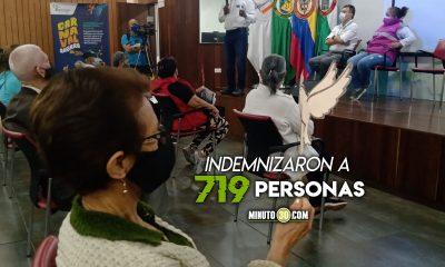 [Video] En Medellín entregaron más de 6 mil millones de pesos a las víctimas del conflicto armado