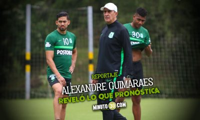 Las cuentas de AtlEtico Nacional para clasificar a octavos en Copa Libertadores