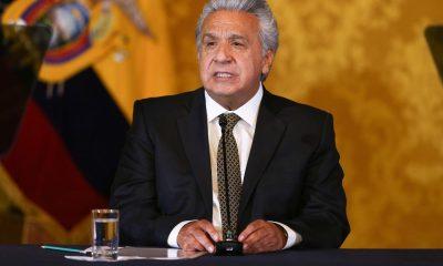 presidente saliente de Ecuador