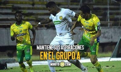 Leones FC saco la cara por el futbol antioqueno el fin de semana