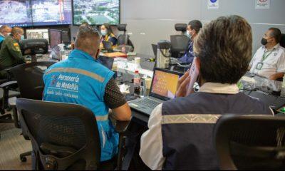 Autoridades acompañaran las movilizaciones de mañana en Medellín
