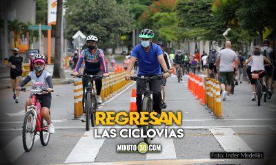 Medellin reanuda competencias en deportes de conjunto y ciclovias