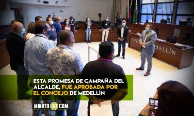 Histórico: Medellín será la primera ciudad capital en pagar honorarios a 147 ediles