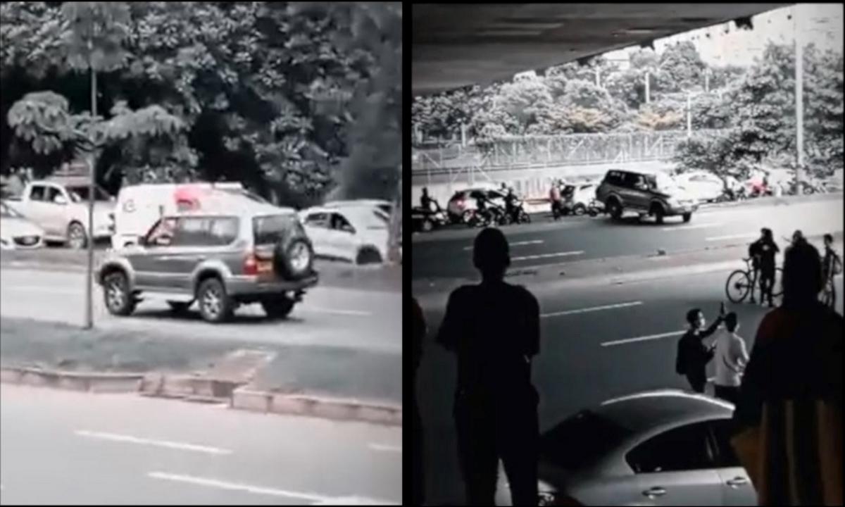 Medellín-vehículo-disparos-manifestantes