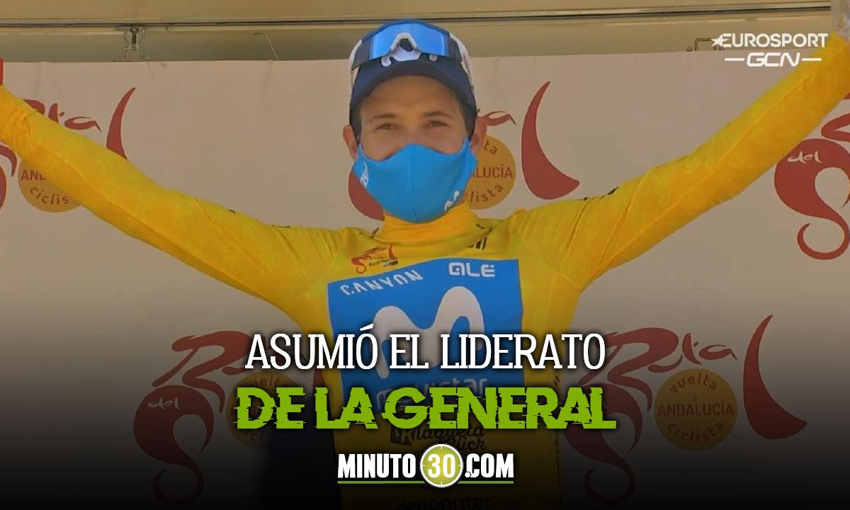 Miguel angel Lopez gano etapa reina de la Vuelta a Andalucia