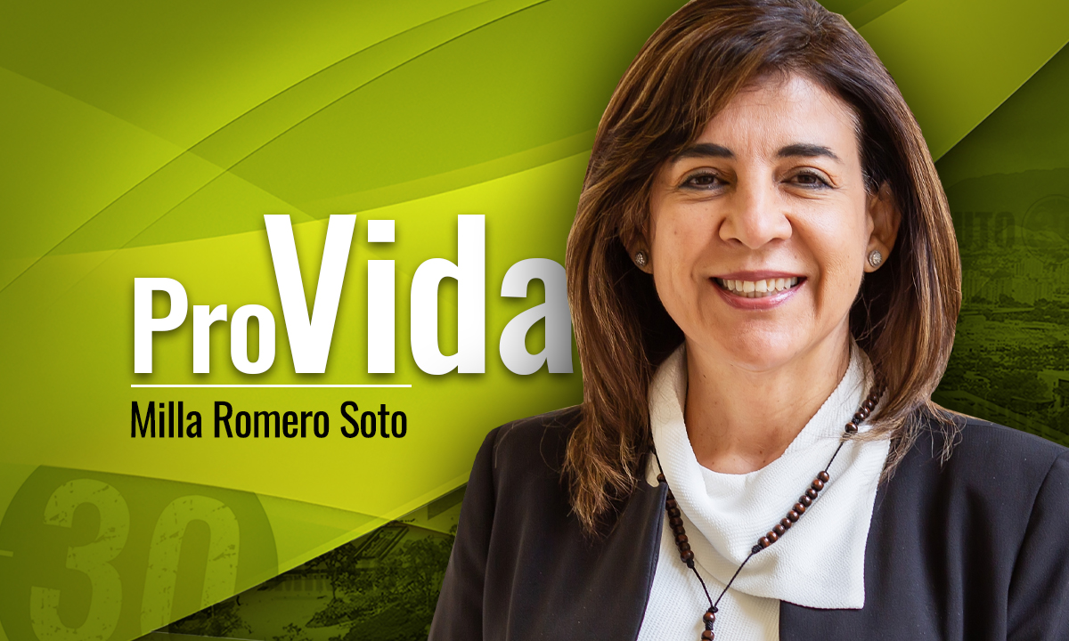 Milla Romero Soto ProVida