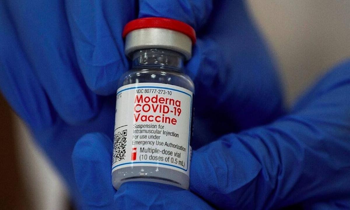 Mañana llegarán a Colombia 1.4 millones de dosis de Moderna
