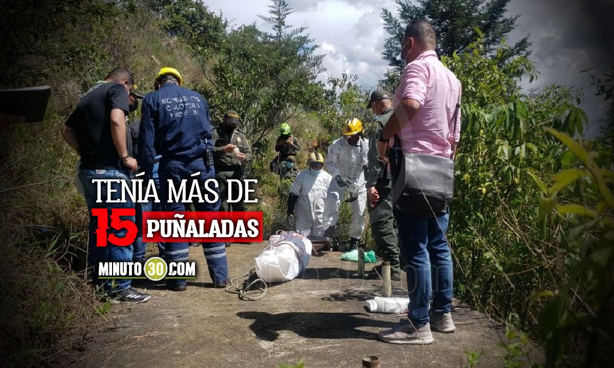 Encontraron un muerto dentro de un tanque de agua vacío en el cerro Pan de Azúcar