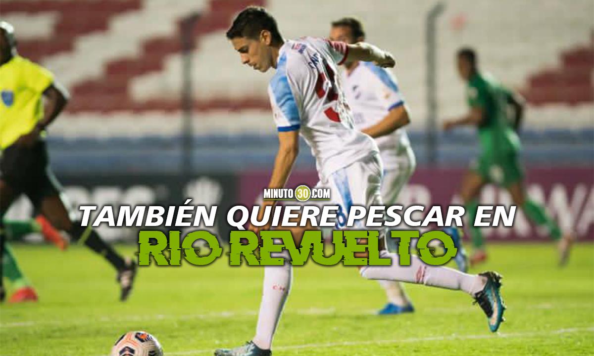 Nacional de Uruguay no quiere jugar en Colombia partido con Nacional