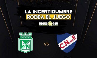 Nacional de Uruguay no quiere jugar pero el Verde insiste en que habra partido