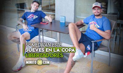 Nacional de Uruguay ya esta en Pereira para enfrentar a Atletico Nacional