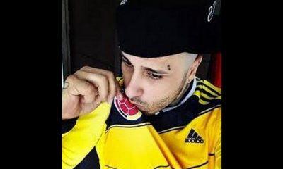 Nicky Jam-paro nacional-Colombia