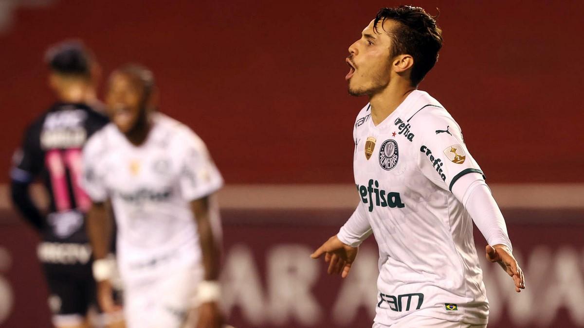 Palmeiras en Copa Libertadores 2
