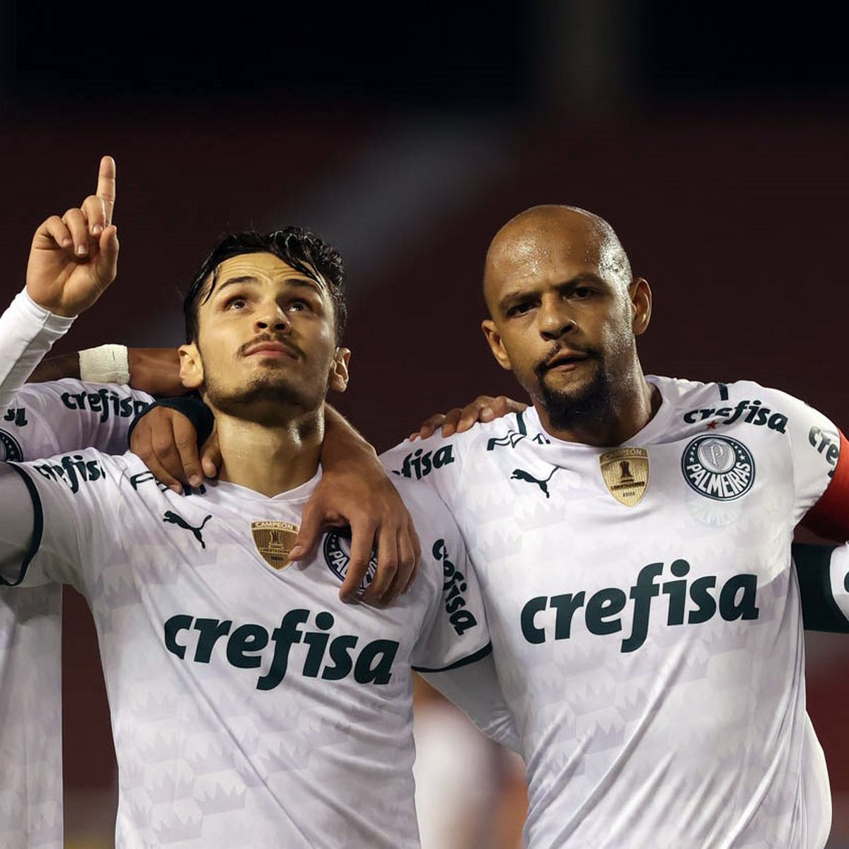 Palmeiras en Copa Libertadores 3