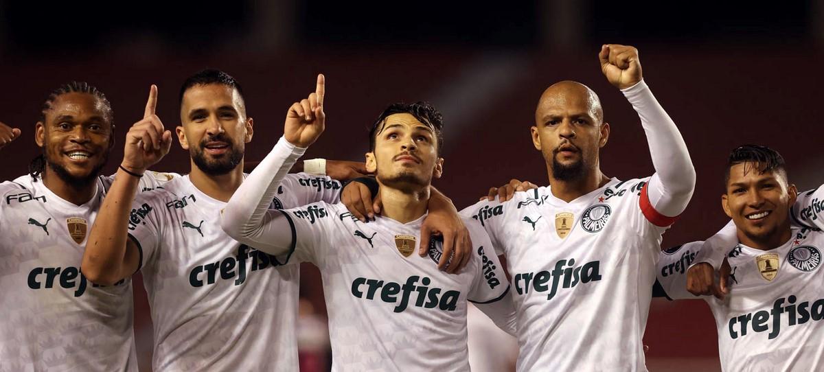 Palmeiras en Copa Libertadores 4