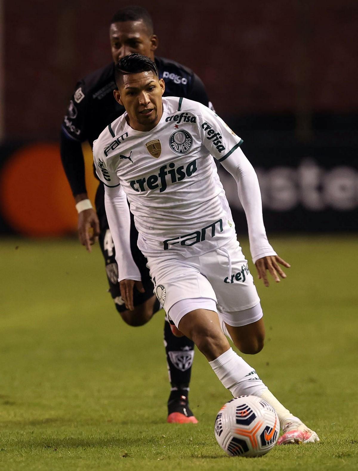 Palmeiras en Copa Libertadores 5