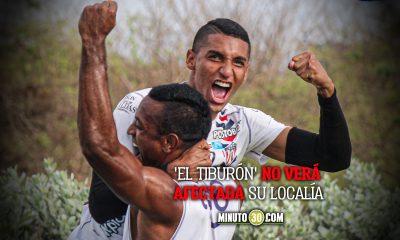 Partido de Copa Libertadores entre Junior y Fluminense si se realizara en Colombia