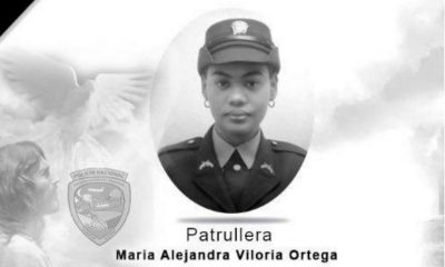 Patrullera Antioqueña fue asesinada en Bogotá