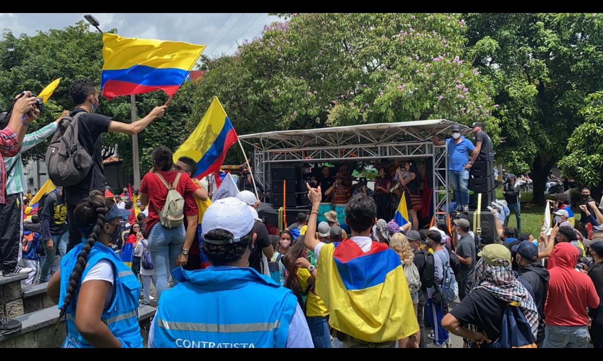 Por amenazas, la Personería de Medellín no acompañará más las movilizaciones en la ciudad