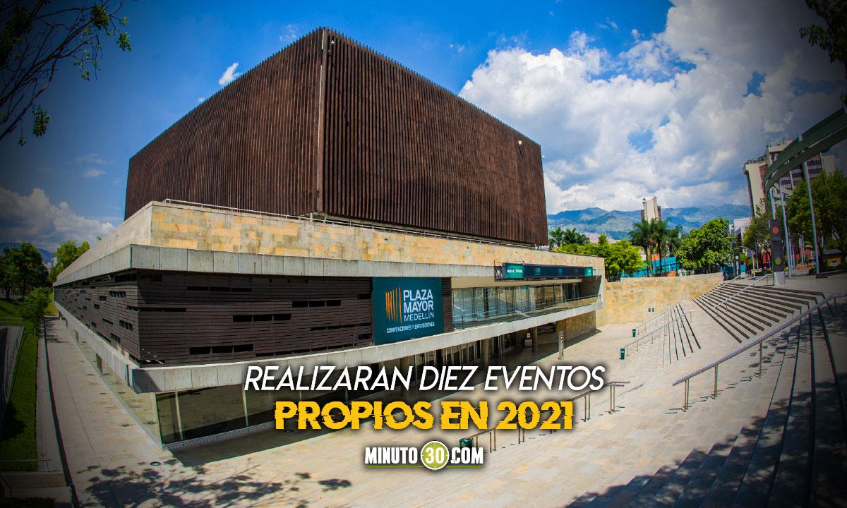 Plaza Mayor cumple 50 anos