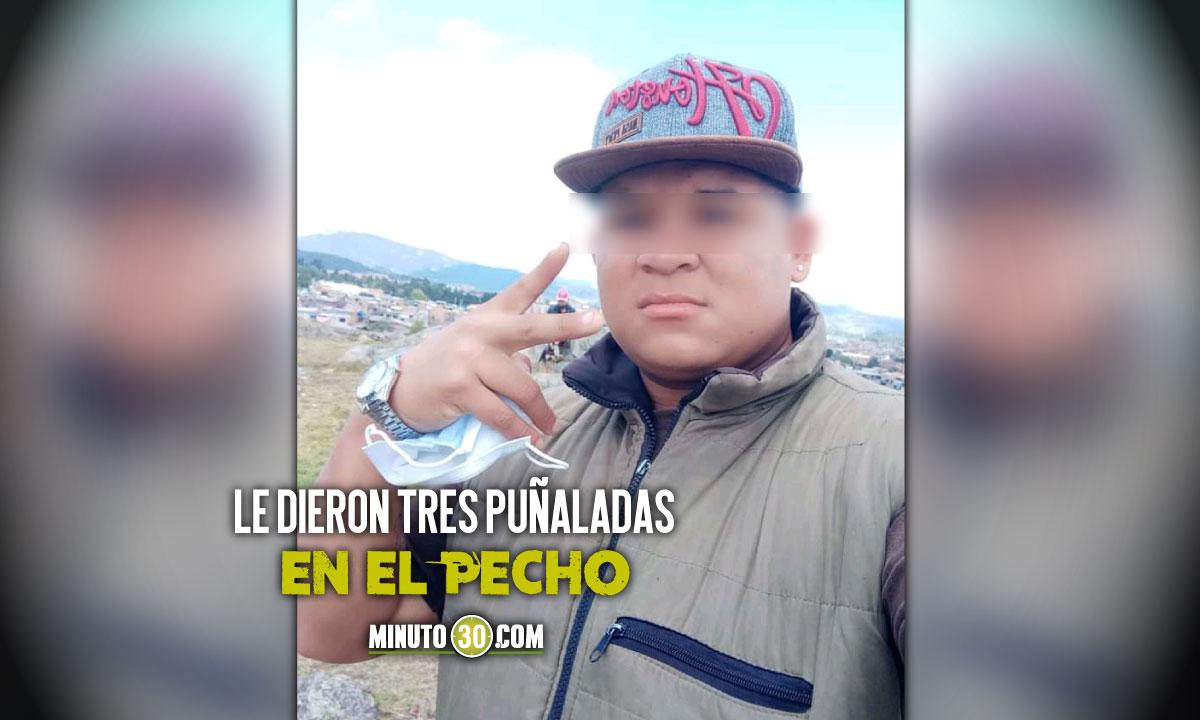 Por 30 mil pesos un venezolano habría matado a un antiqueño