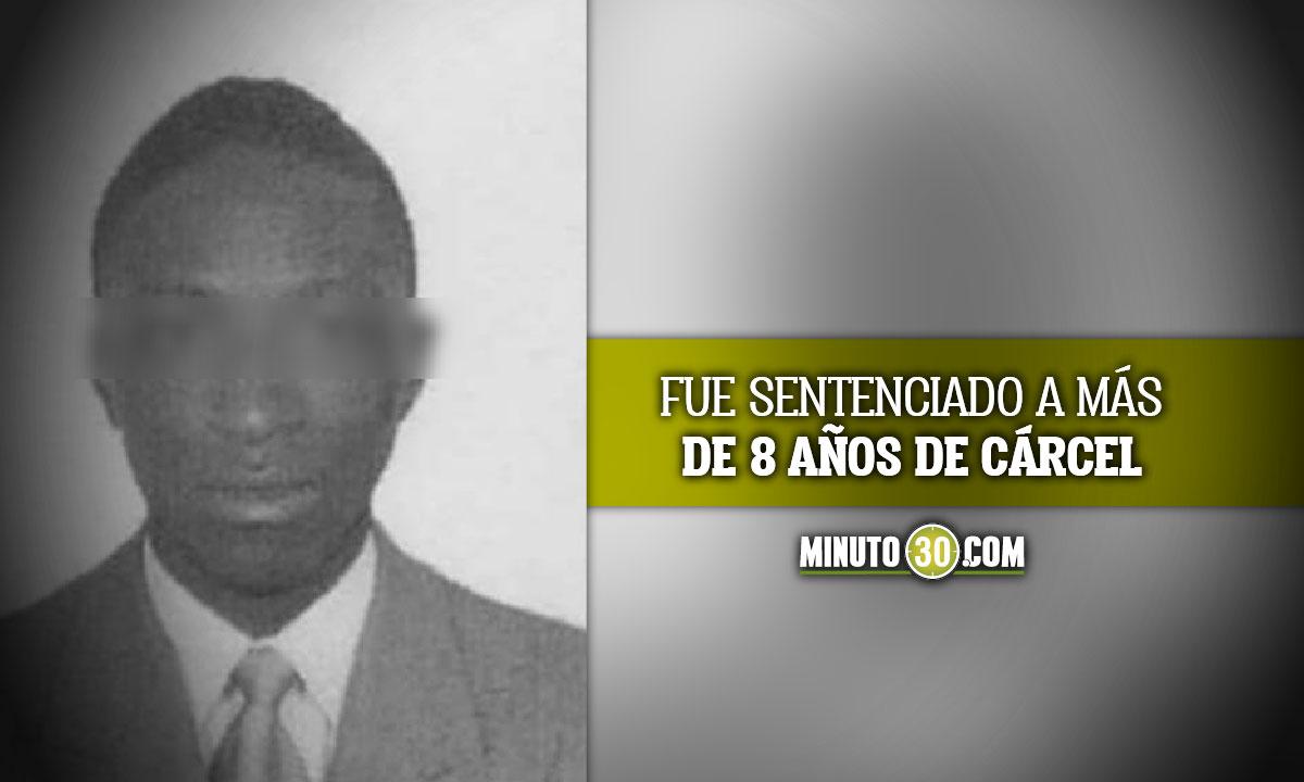 Por apuñalar e intentar robar a un venezolano en Medellín lo enviaron a la cárcel