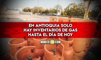 ¡Preocupante! Por bloqueos escasea el GLP en Antioquia b