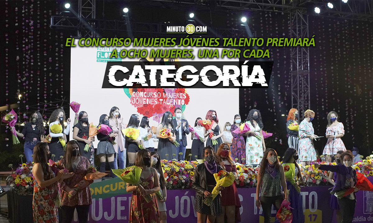 Concurso Mujeres Jóvenes Talento