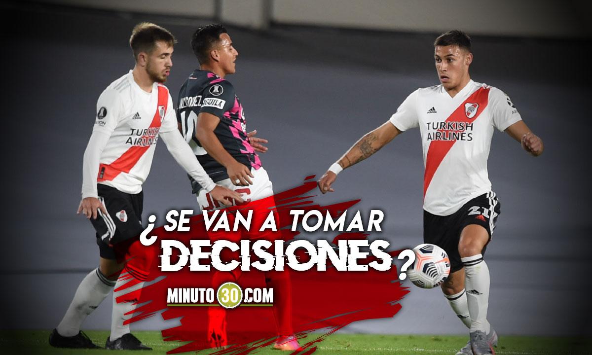 Presidente de Santa Fe dio la cara tras humillante derrota ante River Plate
