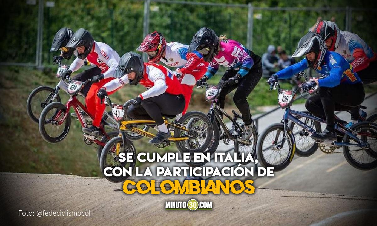 Primera parada de la Copa Mundo de BMX no dejo los resultados esperados