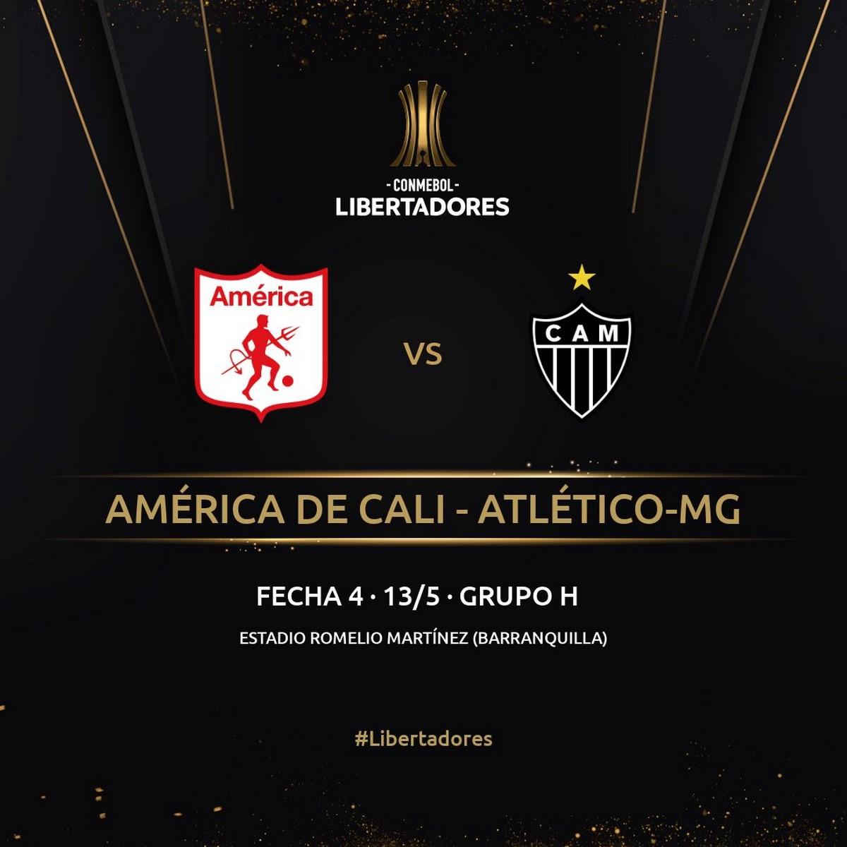 Programacion Copa Libertadores 2