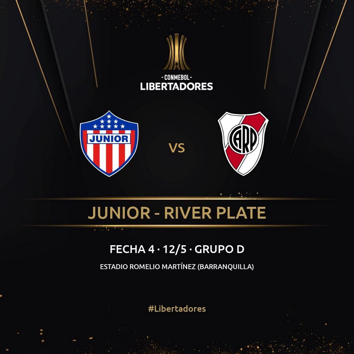 Programacion Copa Libertadores 3