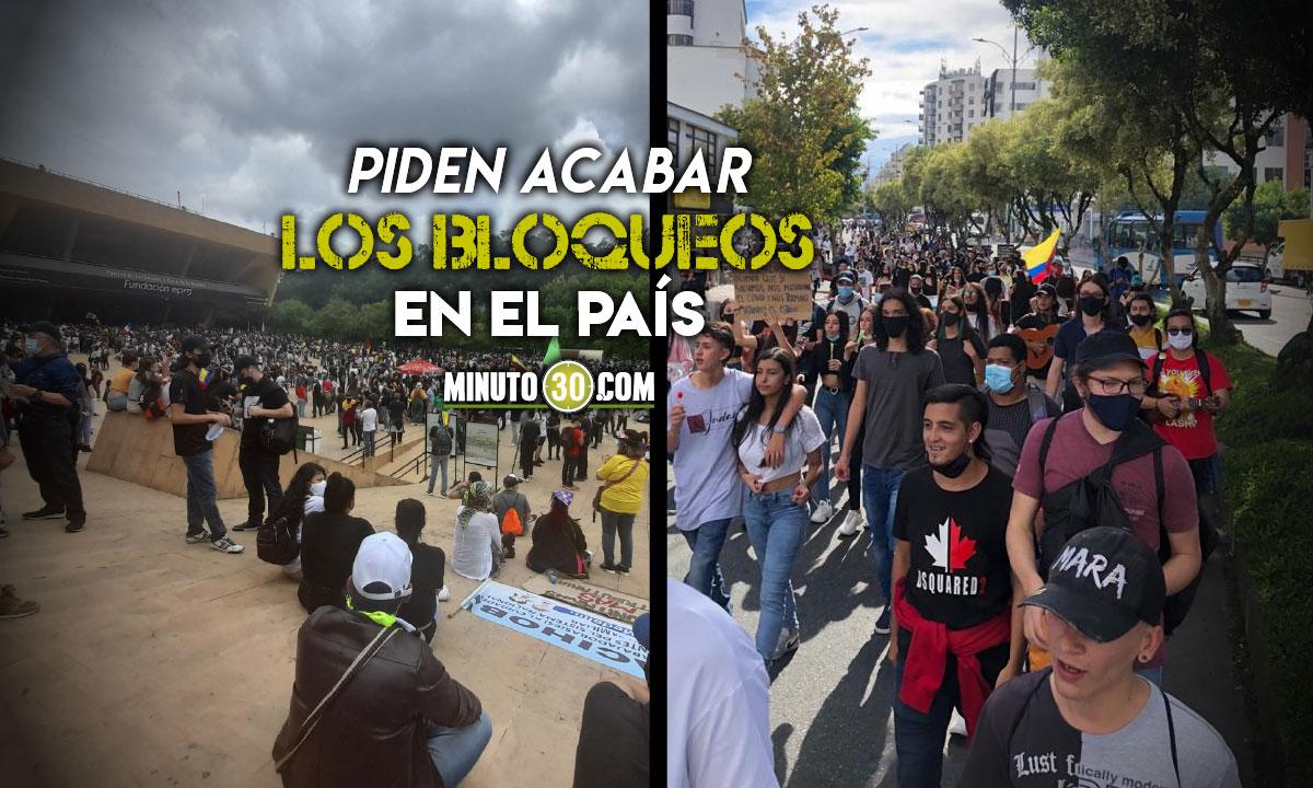 """Que le digan al Comité del Paro """"que lo importante ya se logró"""", CGT Antioquia"""