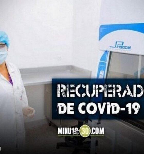 recuperados Covid Antioquia, así están distribuidos