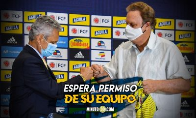 Reemplazo de Quintero en la Seleccion Colombia ya estaria definido