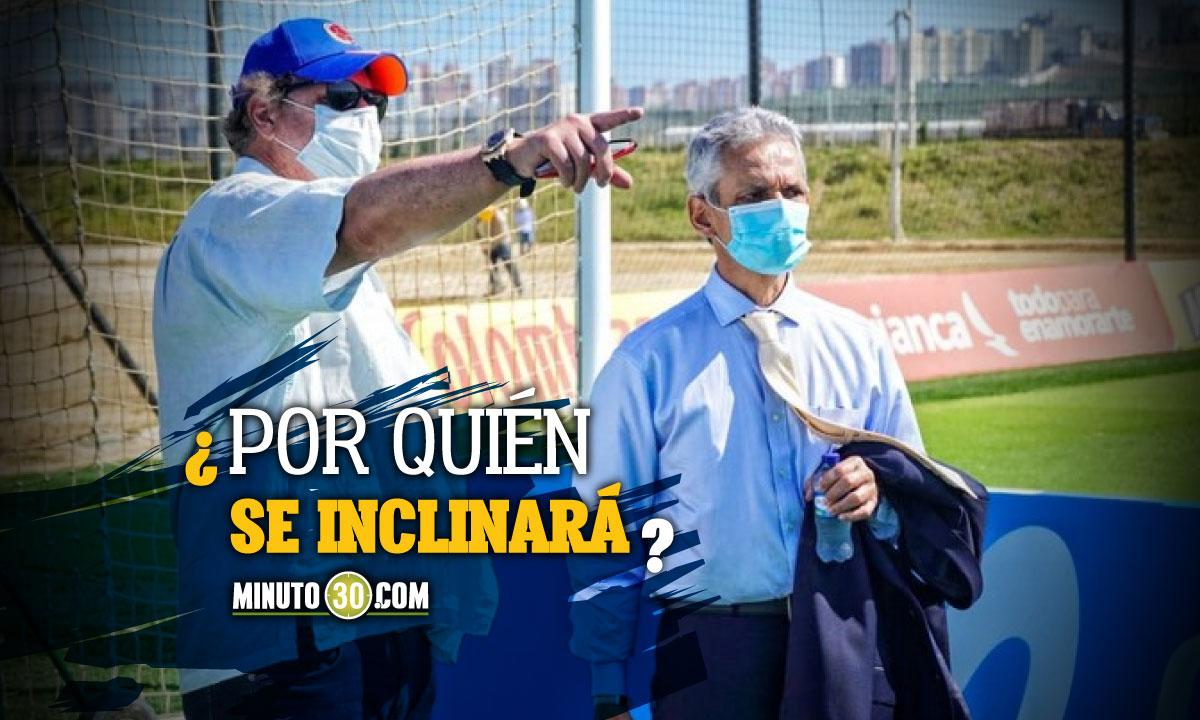 Reinaldo Rueda analiza candidatos para reemplazar a Quintero