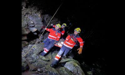 Rescataron a 5 senderistas extraviados en el Cerro Quitasol, el guía murió