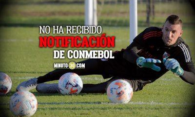 River Plate listo para viajar a Colombia