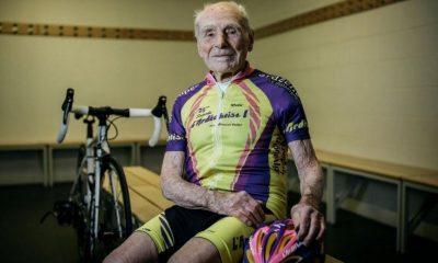 Falleció el ciclista francés Robert Marchand a sus 109 años