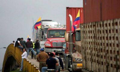 Santander-bloqueos-vías
