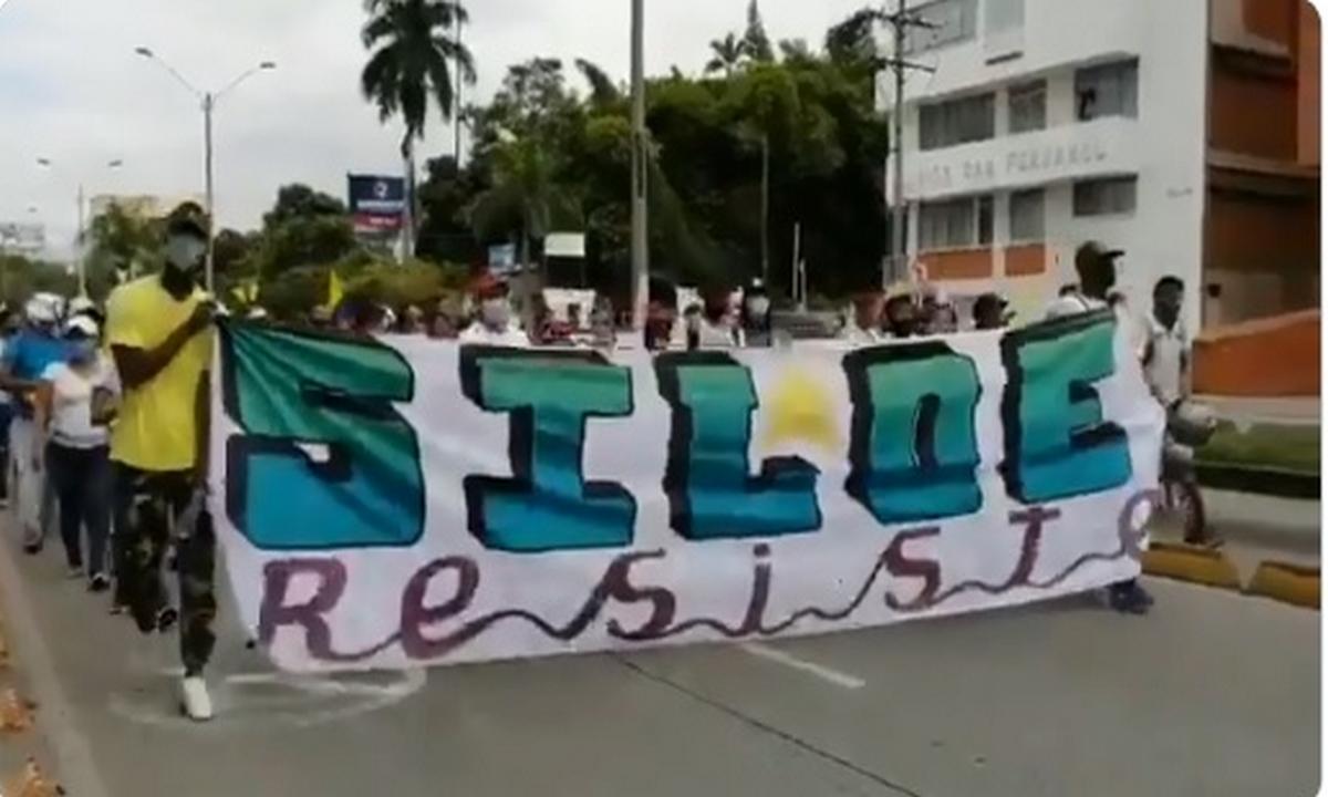 Siloé-paro nacional