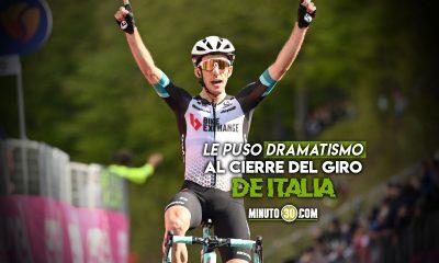 Simon Yates gano la etapa 19 y le desconto tiempo a Bernal y a Caruso
