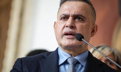 El fiscal general de Venezuela, Tarek Saab. EFE/ Rayner Peña/Archivo