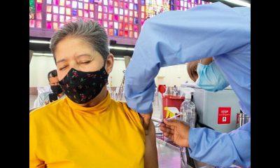 Medellín reportó hoy que han sido aplicadas 654.942 dosis de la vacuna anti-Covid