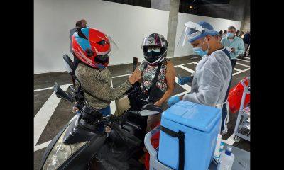 En Antioquia han aplicado más de un millón de vacunas contra el Covid