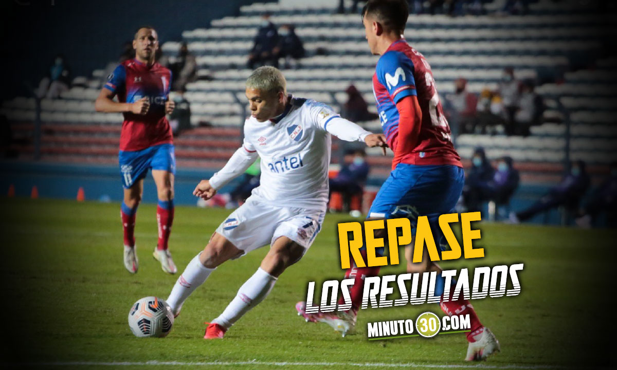 Varias sorpresas en la jornada del martes de la Copa Libertadores