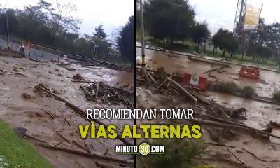 [Video] ¡Atención! Cerrado el paso en la avenida Las Palmas