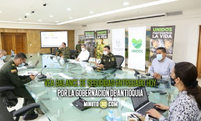 [Video] ¡Muchos! Antioquia tuvo un incremento del 4,2% de homicidios en abril